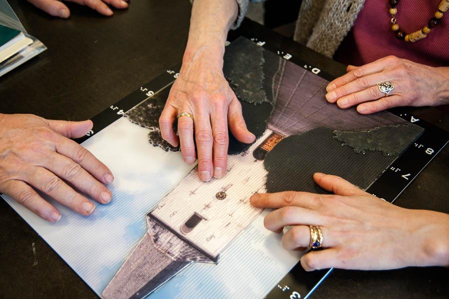 Tactile photograph